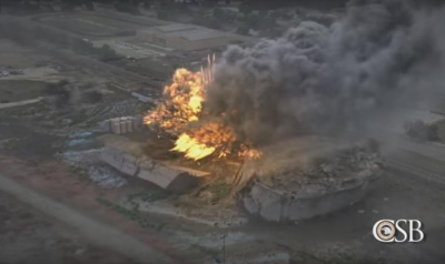 Explosão na West Fertilizer Company
