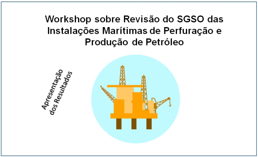 Resultados do Workshop sobre Revisão do SGSO da ANP